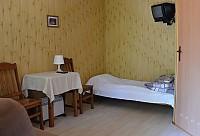 Pokój w pawilonie